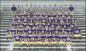 2013 Maumee Panthers