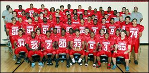 2013 Bowsher Rebels