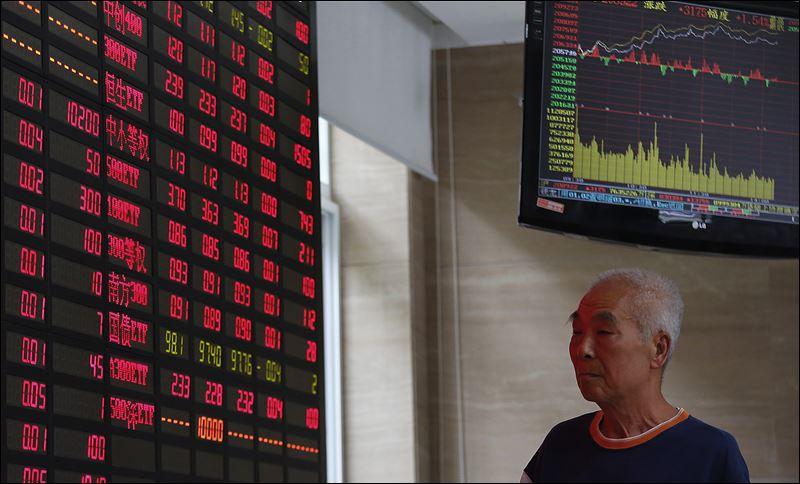 World Stocks Today