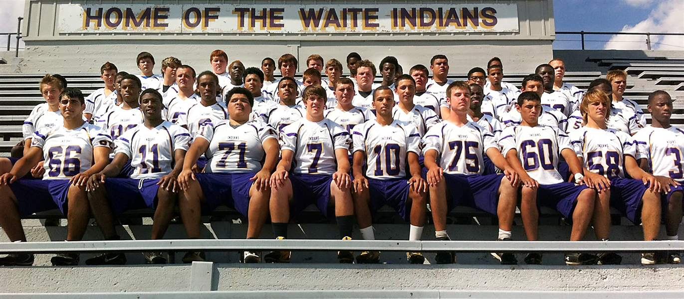 Waite-Indians-High-School-Football