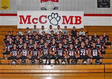 SPT-McComb-High-School-football-2013-team
