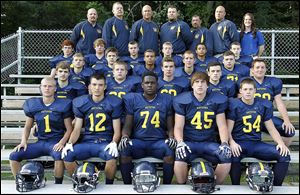 2013 Whiteford Bobcats