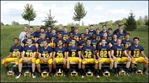 2013 Toledo Christian Eagles
