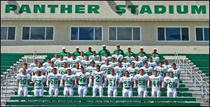2013 Delta Panthers