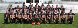 2013 Summerfield Bulldogs