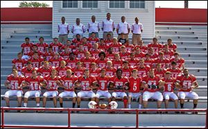 2013 Port Clinton Redskins
