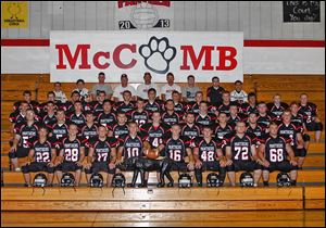 2013 McComb Panthers