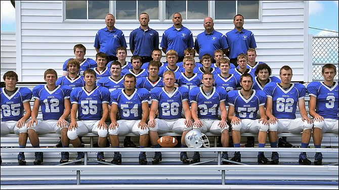 2013 Edon Bombers High School football team  2013 Edon Bombers