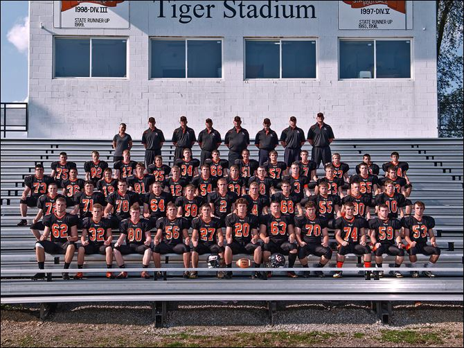Liberty Center.jpg team 2013 Liberty Center Tigers