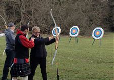 Archery-in-Glamis-Castle
