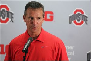 Ohio State Buckeyes head coach Urban Meyer.