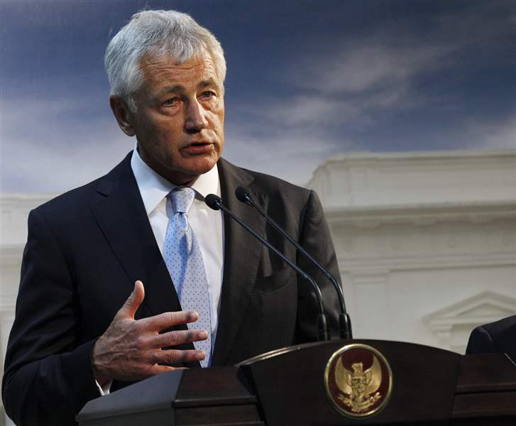 US-Syria-Hagel