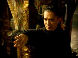 Tony Leung as Ip Man, a kung fu legend, in 'The Grandmaster.'