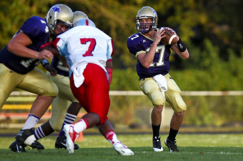 Maumee-Bowsher-Brian-Utter-QB