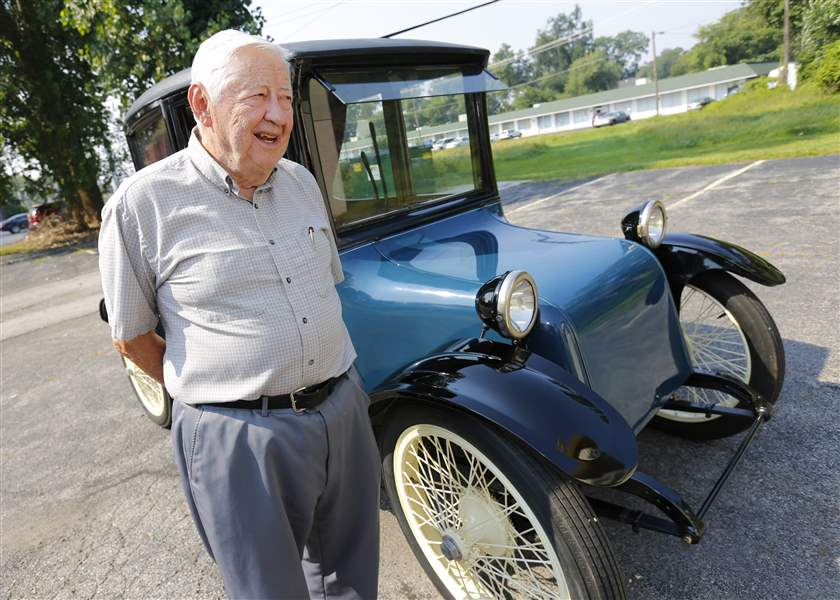 Modern electric cars look to the past - The Blade