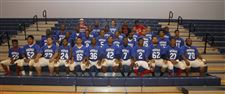 2013-Woodward-High-School-football-team