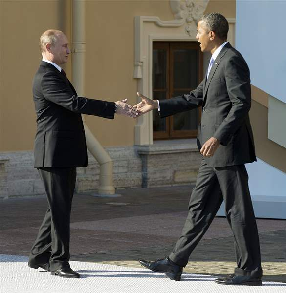 APTOPIX-Russia-G20-Summit-Obama