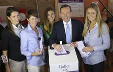 APTOPIX-Australia-Election