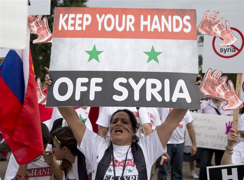 United-State-Syria