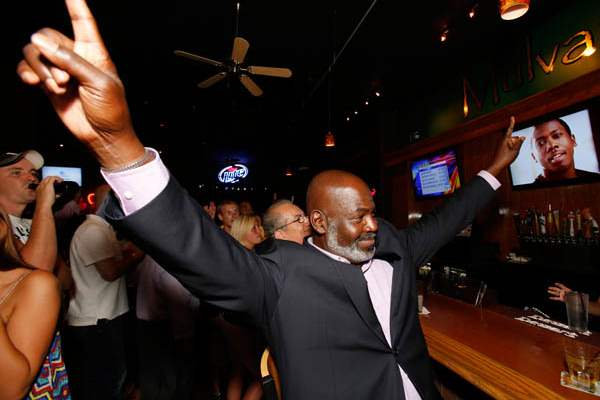 Mayor-Mike-Bell-celebrates-winning-the-primary-election