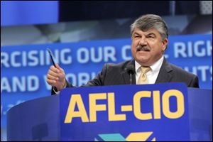 Richard Trumka, American Federation of Labor and Congress of Industrial Organizations president.