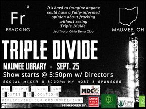 Triple Divide Maumee