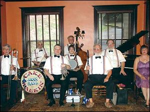The Cakewalkin' Jass Band of Toledo will be one of the featured acts at Grugelfest 2013.