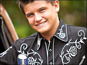 Country artist Connor Rose will perform Saturday in Holland at Cheers Sports Eatery.
