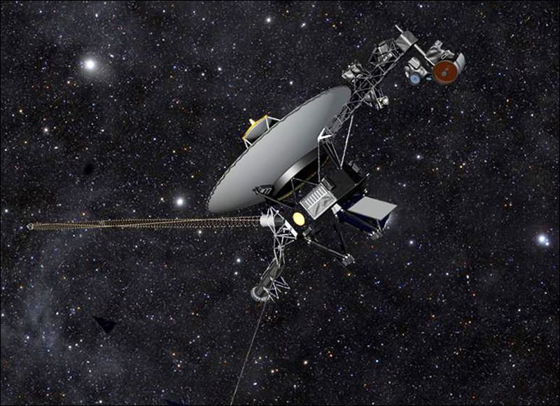 voyager 1 latest images stars - photo #11