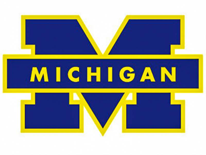 Michigan-block-M