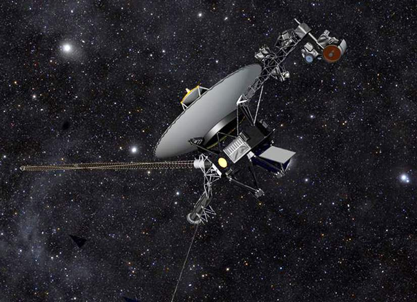 NASA-Voyager-1-leaving