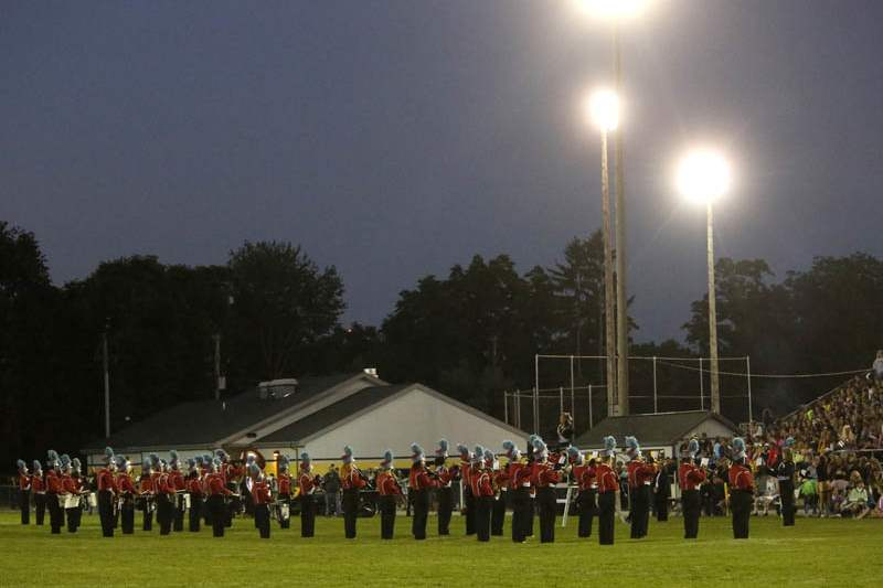 Northview-Bowsher-halftime-show