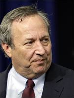 Lawrence Summers.
