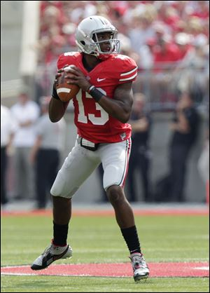 Kenny Guiton was a backup to Braxton Miller and got a starting role when Miller was injured. But the backup could probably could start a