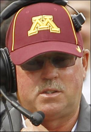 Coach Jerry Kill