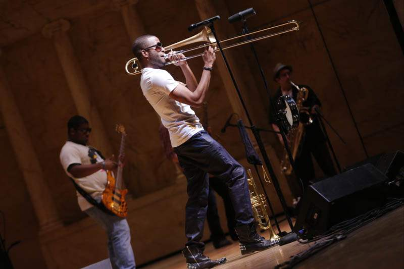 Trombone-Shorty-and-guitar