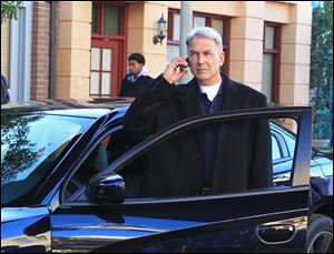 Last season, 18.5 million viewers tuned in weekly to see the Mark Harmon-driven drama 'NCIS,' but he declines to take credit. 'I'm not the big dog,' he says. 'I might be a dog. But there's a lot of dogs.'