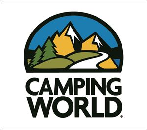 NBR campingworld23  Camping World logo, provided by the company.  Not Blade photo.