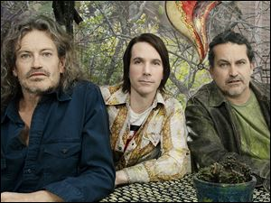 The Meat Puppets come to Frankie's Inner-City Tuesday.