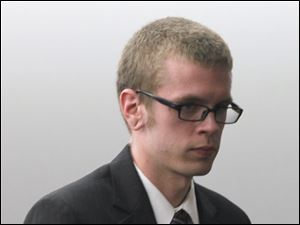 Judge Stacy Cook sentenced Zachary Fisher, 22, to five years of community control after he pleaded no contest to aggravated vehicular homicide in the September 2012 death of  his brother Eric Fisher.