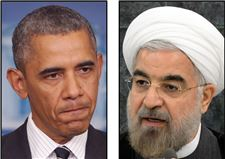 Obama-Rouhani-call