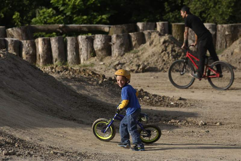 Worry Southridge Mountain Bike Trail