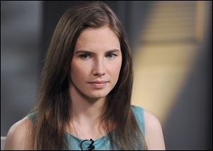 Amanda Knox was acquitted in the 2007 slaying of British student Meredith Kercher, but Italy's highest criminal court recently overturned the verdict and ordered a new trial.
