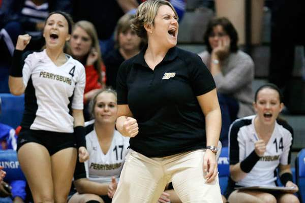 Perrysburg-head-coach-Jamie-Babcock-reacts-to-the-action
