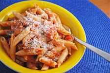 Penne-with-Sweet-Italian-Sausage