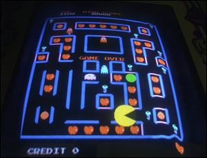 The Pac-Man video game is one of 12 finalists who may be inducted into the Toy Hall of Fame in November.
