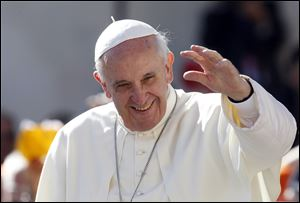 Pope Francis will convene his parallel cabinet today for a first round of talks on reforming the Catholic Church.