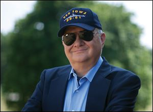 Tom Clancy, the bestselling author of