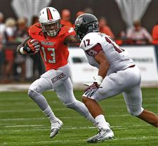 BGSU-UMASS-Travis-Greene