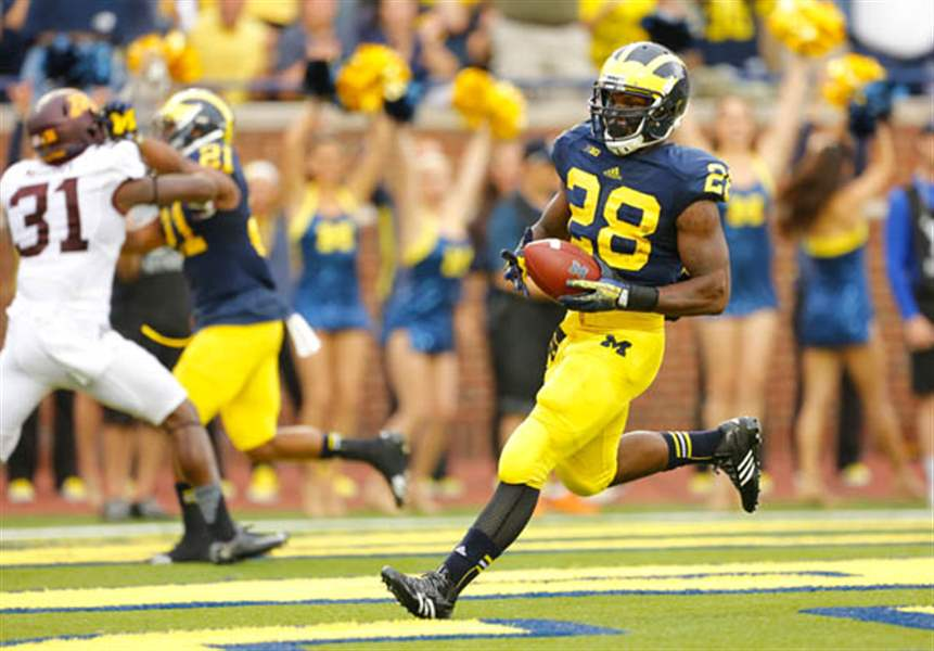 University-of-Michigan-running-back-Fitzgerald-Touss